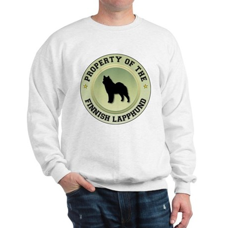 Lapphund Property Sweatshirt