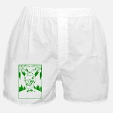 2011 Boston Freedom Rally Boxer Shorts