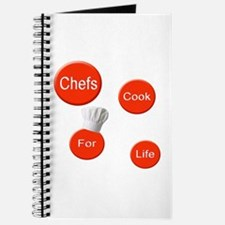 Chef Cook For Life Journal