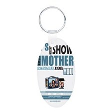 The Show Your Mom Packed Keychains