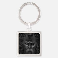 the gatekeeper Square Keychain