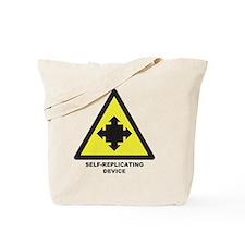 Self-Replicating Device Tote Bag