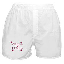Akita Mom Boxer Shorts