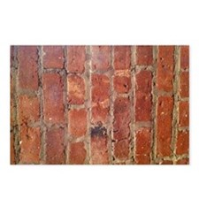 Brick Wall Postcards (Package of 8)