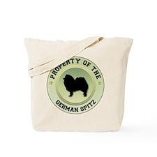 Spitz Property Tote Bag