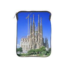 Sagrada Familia iPad Sleeve