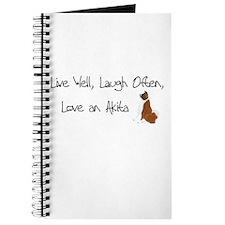 Live Well Journal