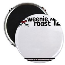 Weenie Roast 2012 Magnet
