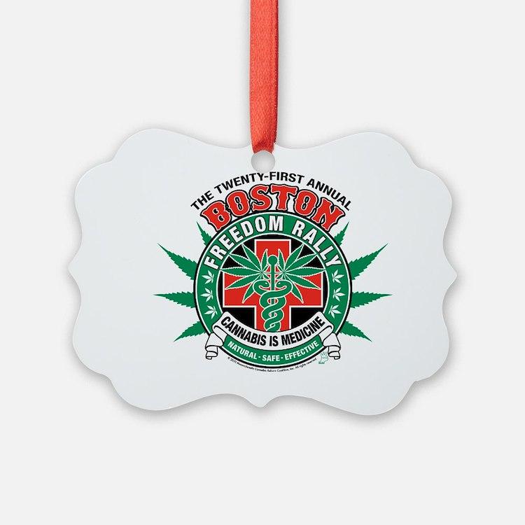 2010 Boston Freedom Rally Ornament