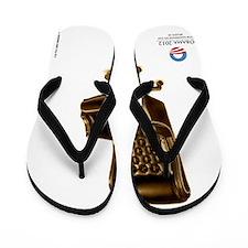 Presidentship Reserved  Flip Flops