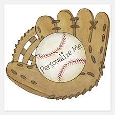 Custom Baseball Invitations