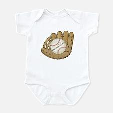 Custom Baseball Infant Bodysuit
