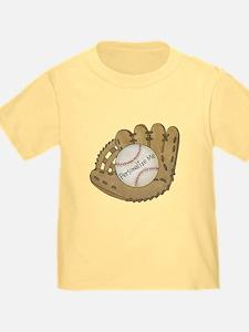 Custom Baseball T