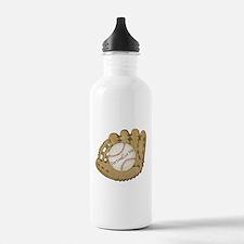 Custom Baseball Water Bottle