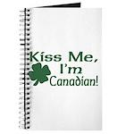 Kiss Me I'm Canadian Journal