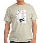 Got Monkey? Ash Grey T-Shirt