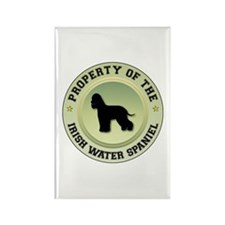 Spaniel Property Rectangle Magnet (100 pack)