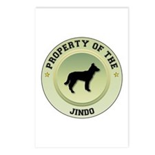Jindo Property Postcards (Package of 8)