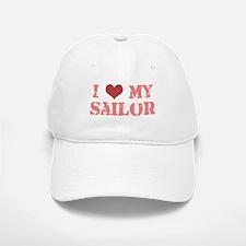 I ♥ my Sailor Baseball Baseball Cap