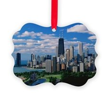 Chicago, Lincoln Park and Diverse Ornament