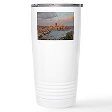 Pittsburgh Sunset Travel Mug