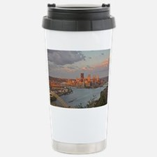 Pittsburgh Sunset Travel Mug