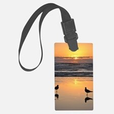 Early Bird Gets the Worm Luggage Tag