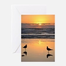 Early Bird Gets the Worm Greeting Card