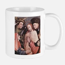 Christ Crowned with Thorns - Bosch - c1485 Mugs