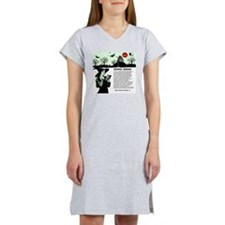 Haunted Mansion for Sale Women's Nightshirt