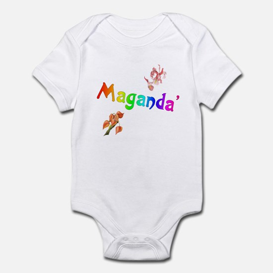 Maganda' (Beautiful) Gifts Infant Bodysuit
