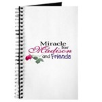 Miracle for Madison and Frien Journal