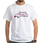 Miracle for Madison and Frien White T-Shirt