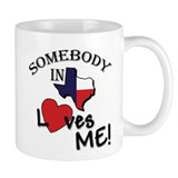 Texas Small Mugs (11 oz)