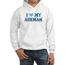 I ♥ my Airman Hoodie