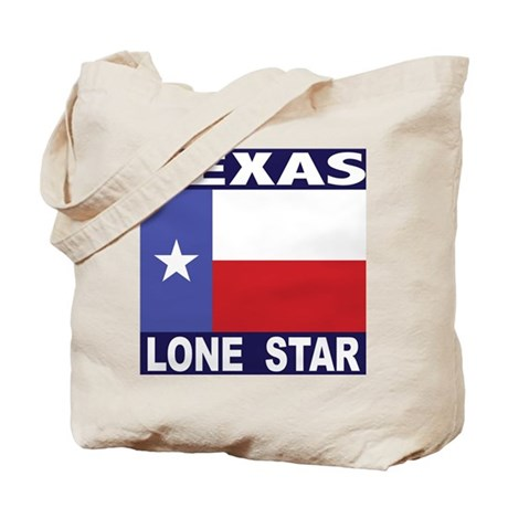 Texas Lone Star Tote Bag