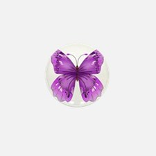 Awareness Butterfly Mini Button (10 pack)
