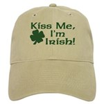 Kiss Me I'm Irish Cap