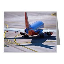 Transportation, Aerospace In Note Cards (Pk of 20)