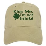 Kiss Me I'm not Irish Cap
