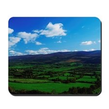 Glen of Aherlow and the Galtee Mountains Mousepad