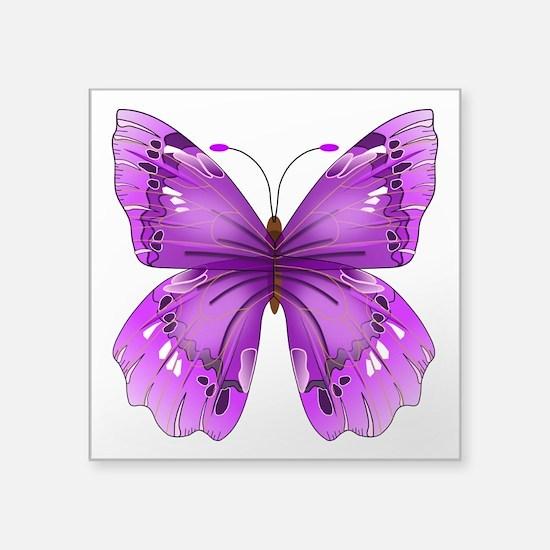 Awareness Butterfly Sticker