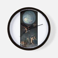 Ascent to Heaven - Bosch - c1490 Wall Clock