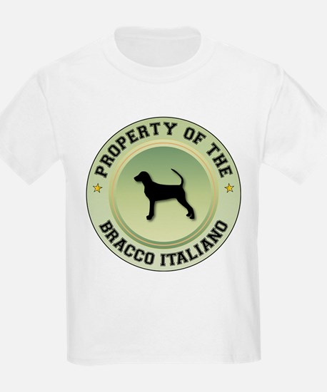 Bracco Property Kids T-Shirt