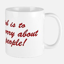 Shit Romney Says Mug