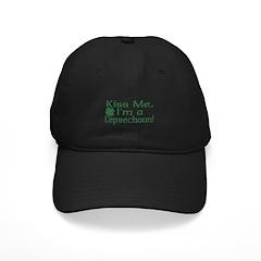 Kiss Me I'm a Leprechaun Baseball Hat