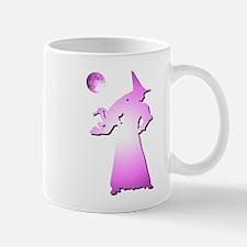 Pink Moon Witch Mug