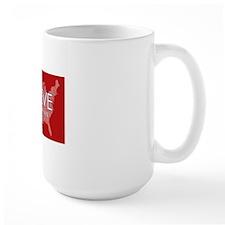 Believe Romney Ryan Red Mug