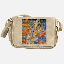 Koi Olympiad Messenger Bag