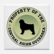 CAO Property Tile Coaster